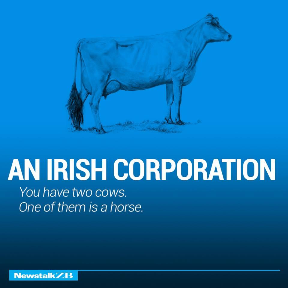 Irish Corp