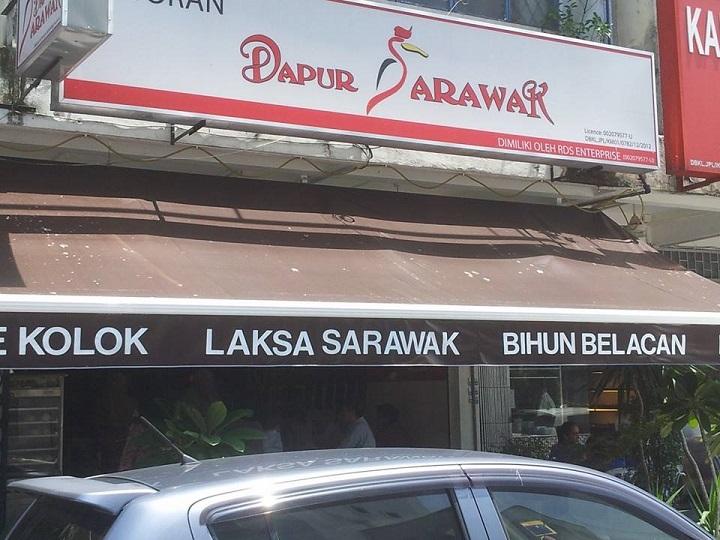 Dapur Sarawak Putrajaya Desainrumahid