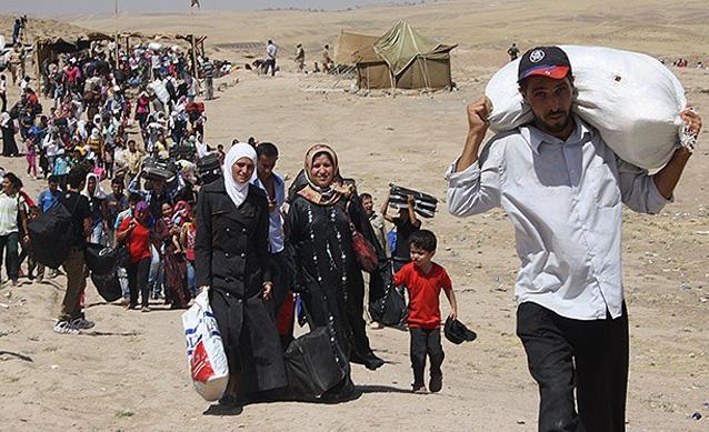 pelarian-syria