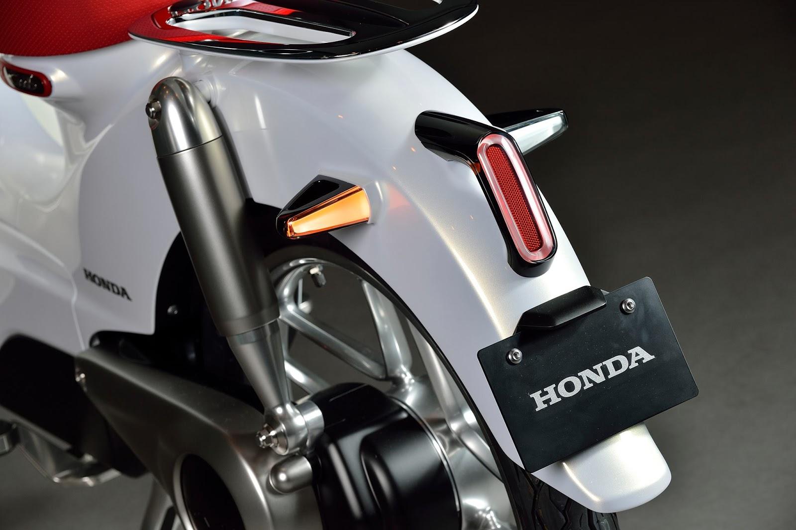 Honda EV-Cub Concept 2015 01