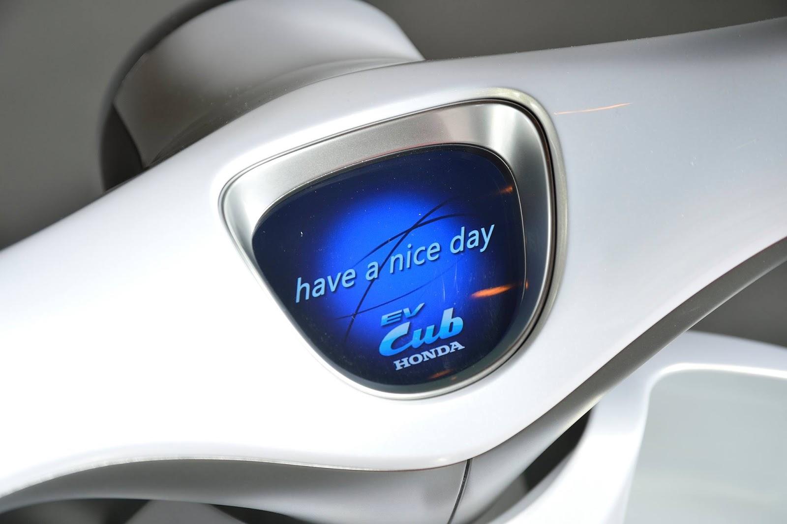 Honda EV-Cub Concept 2015 04