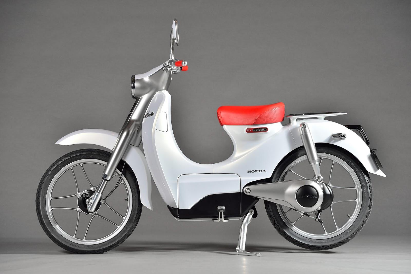 Honda EV-Cub Concept 2015 07
