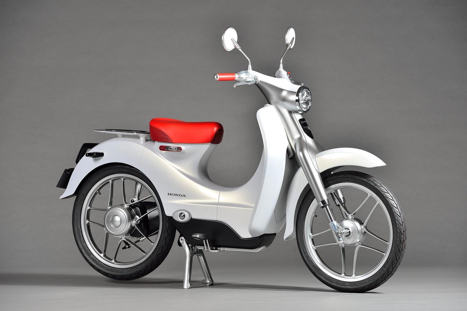 Honda EV-Cub Concept 2015 08
