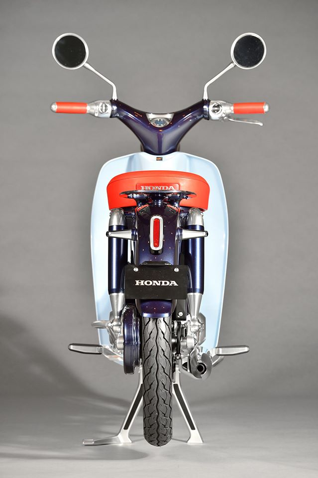Honda Super Cub Concept 2015 04