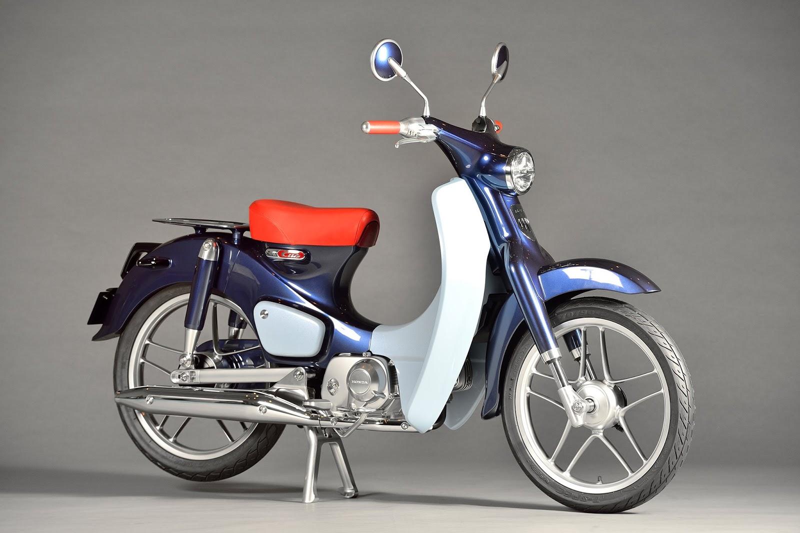 Honda Super Cub Concept 2015 07