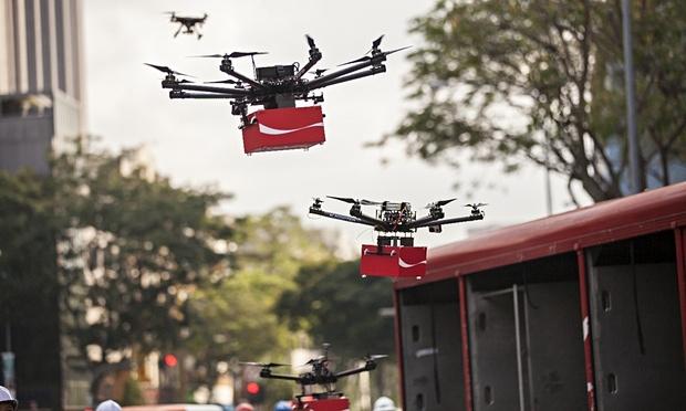 drone-singapura