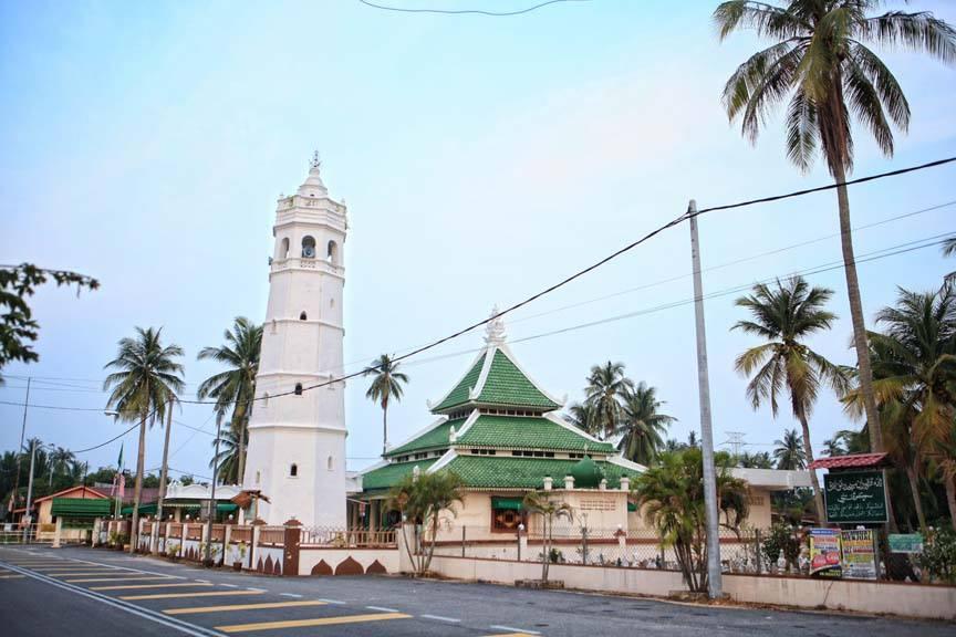 14 Masjid Jamek