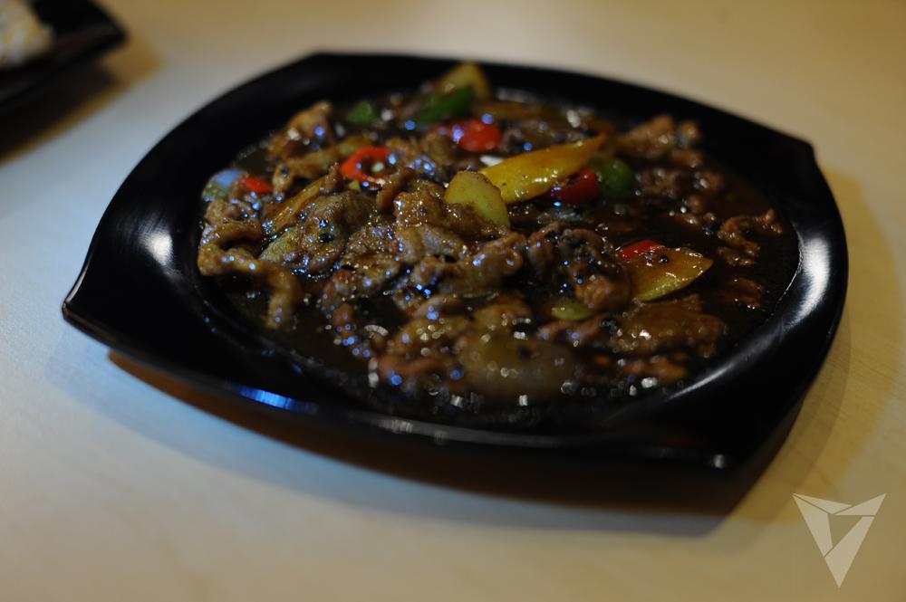 Black Bean Sauce Beef RM15.90