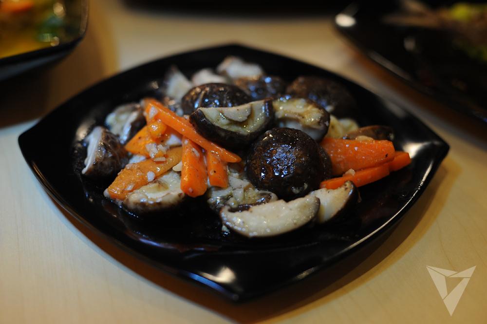 Fish Paste Mushroom RM19.90