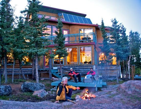 Blachford Lake Lodge, Canada-2