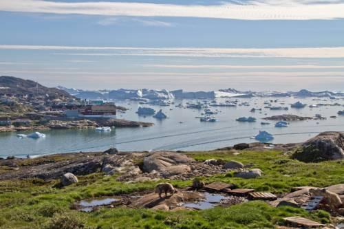 Hotel Arctic, Greenland-2