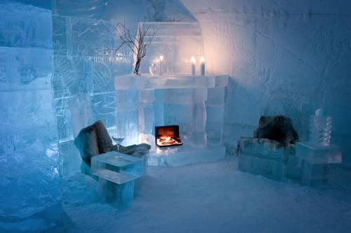 Sorrisniva Igloo Hotel, Norway-2