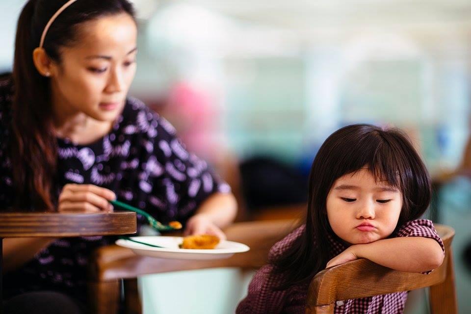 8 Kata Kata Yang Anak Anda Tidak Patut Dengar Amaran Kepada