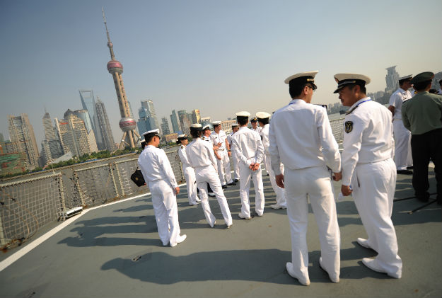 tentera-laut-china