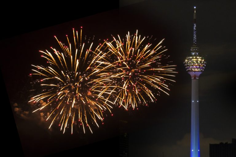 KL Tower New Year