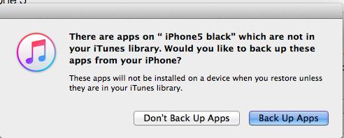 Apple iOS 05