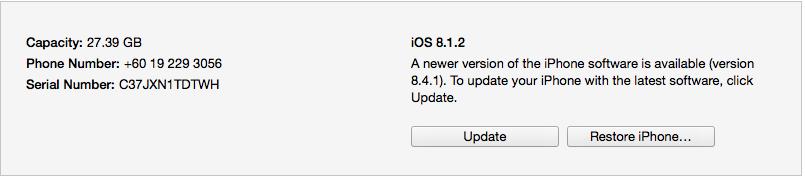 Apple iOS 07