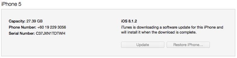 Apple iOS 09