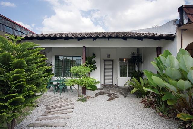 Sesiapa Yang Biasa Dengan Jalan Di Yen 14 Petaling Jaya Berkemungkinan Besar Mengenali Rumah Teres Satu Tingkat Ini Bung Asal Tahun 1950 An