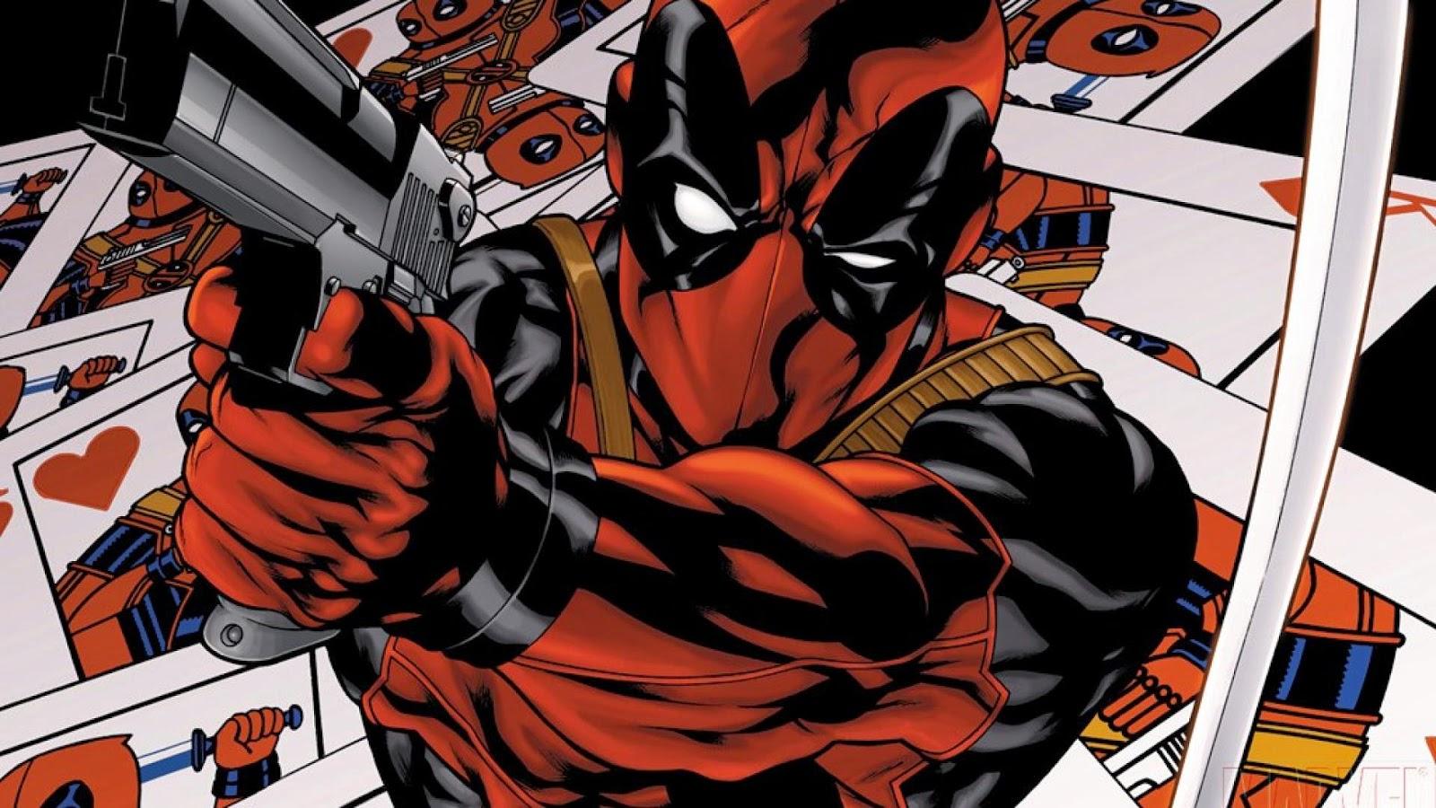 6. Deadpool