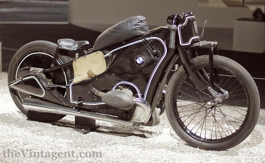 Model original 1928 BMW R37