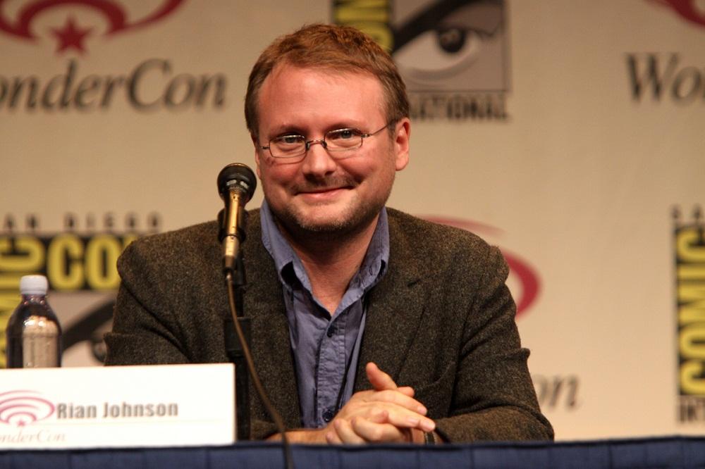 Pengarah Star Wars: Episode VIII, Rian Johnson