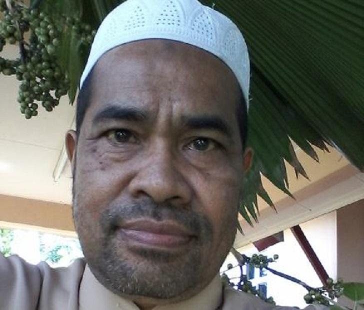 Penulis, Abd Ghani Haron