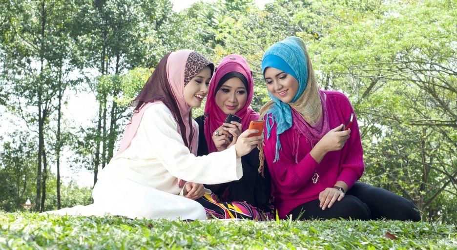 muslim smartphone