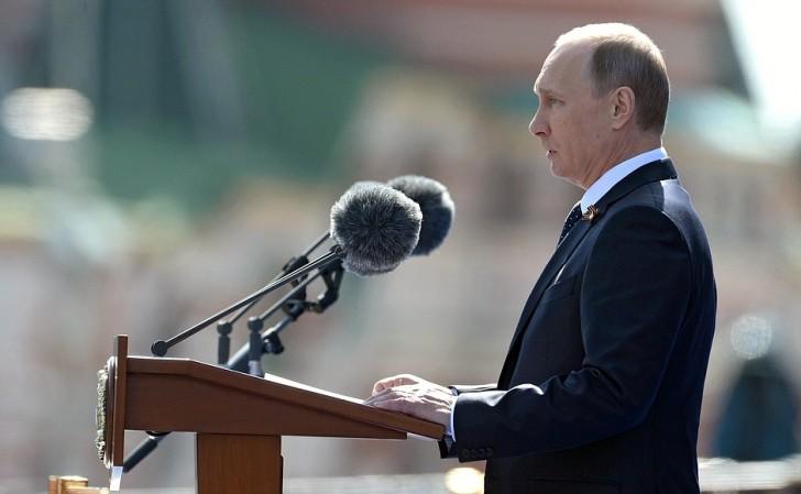 speech president