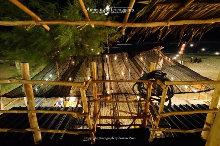 Uptown Kontena Tarikan Terbaru Di Persisiran Pantai Kuala Terengganu