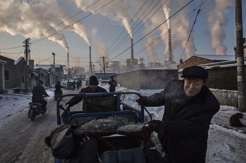'China's Coal Addiction'- Kevin Frayer