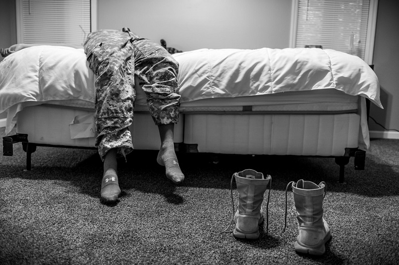'Sexual Assault in America's Military'- Mary F. Calvert