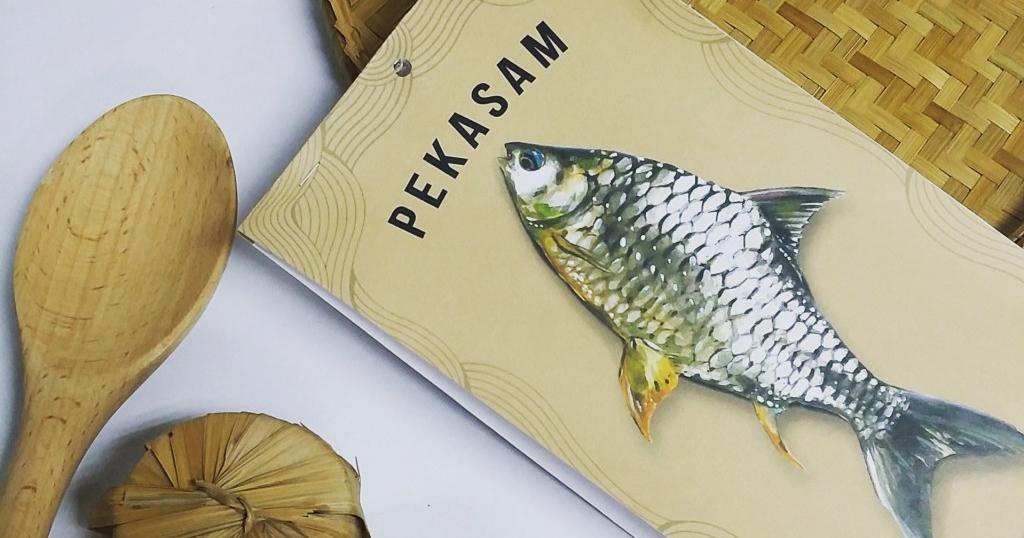 Pekasam dengan pakej menarik ini direka dan dijual di Foodmarket.