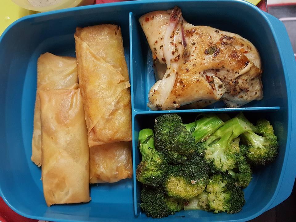 12 Menu Diet Simple Untuk Anda Yang Sedang Berusaha Nak Kurus