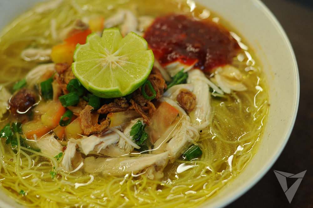 AIB 15 Bihun Sup