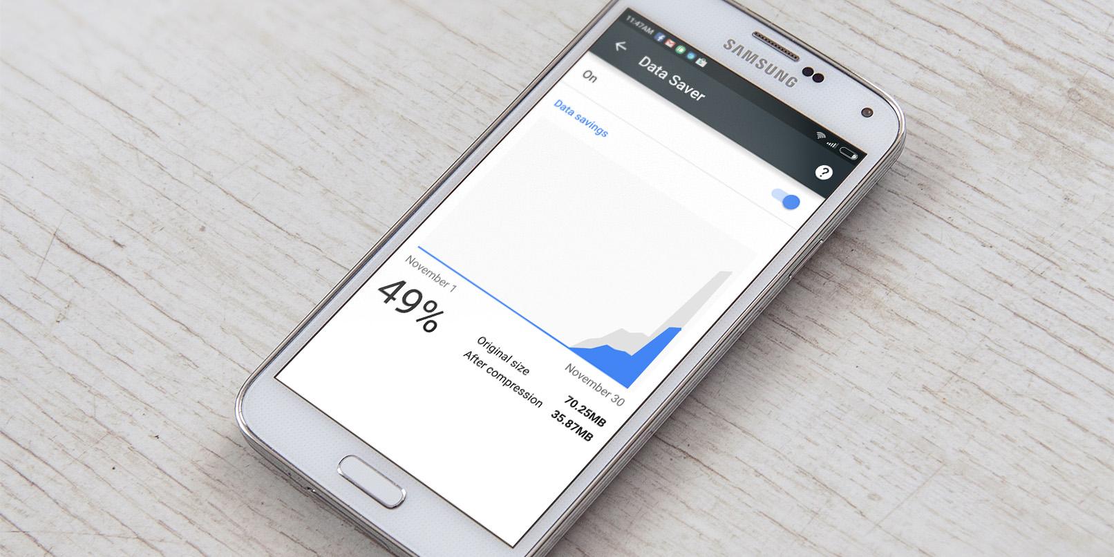 Chrome-Data-Saver