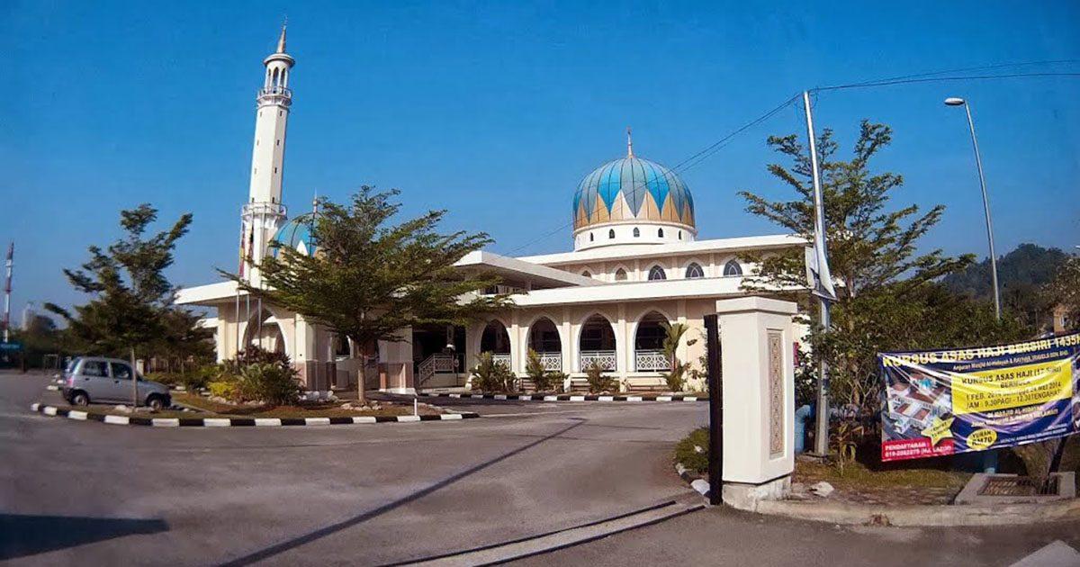 masjid-hidayah-melawati
