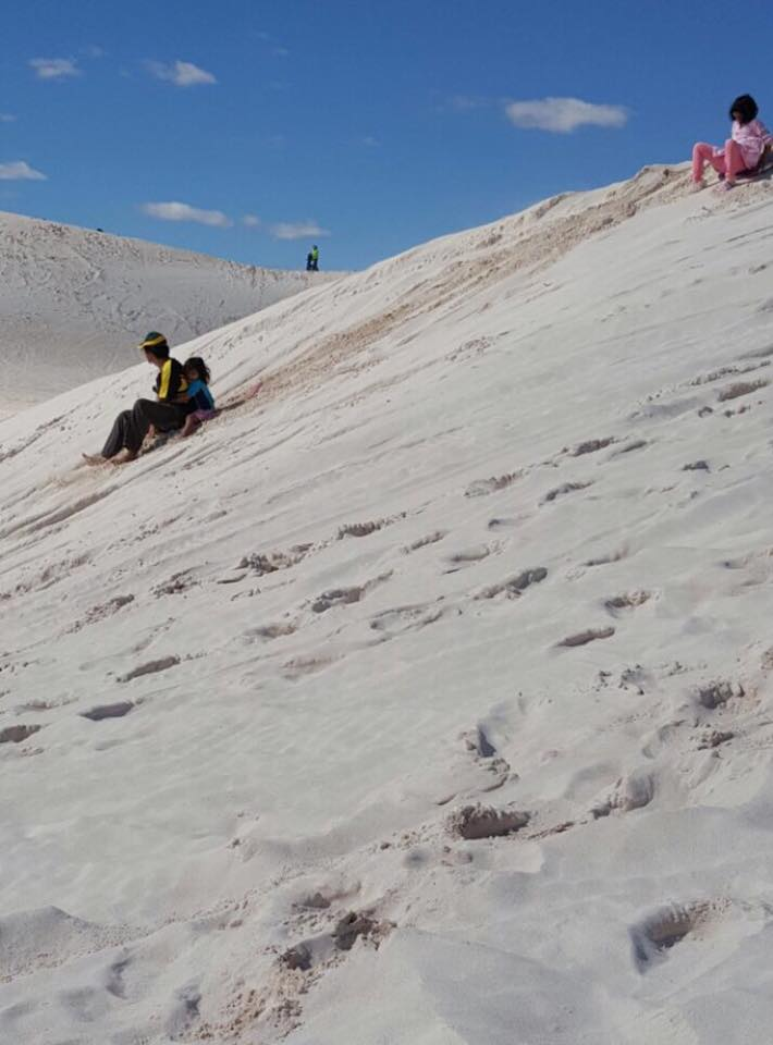 Lancelin, sandboarding 2 hours from city, pasir halus2 dinasihatkan membawa goggle or speck mata