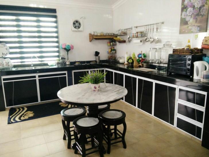 Dapur Dan Tempat Makan Adalah Nadi Kehin Di Rumah Tersebut Berikan Keselesaan Bagi Yang Memasak Kerana Bila Dia Selesa Dengan Ruang Kerjanya