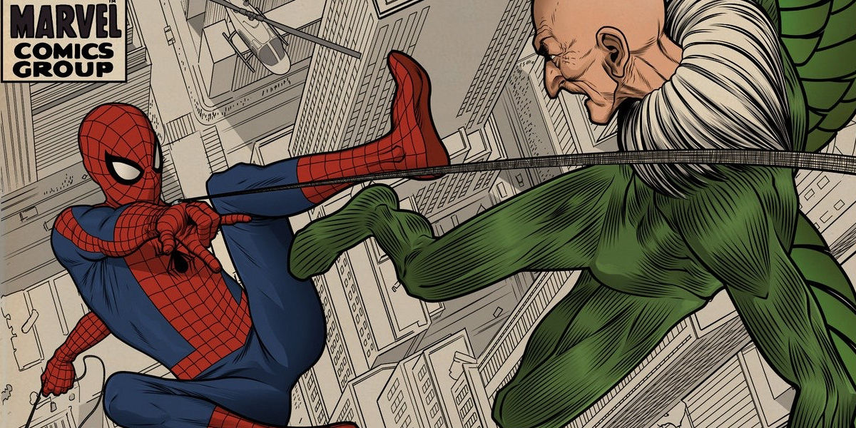 Spider-Man-and-The-Vulture