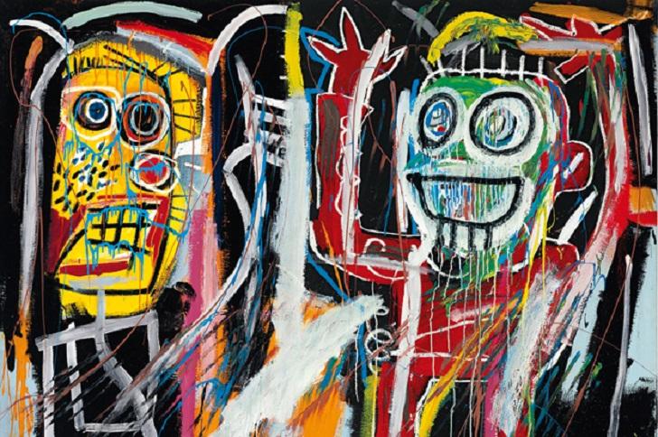 'DUSTHEADS', 1982 – JEAN MICHEL BASQUIAT