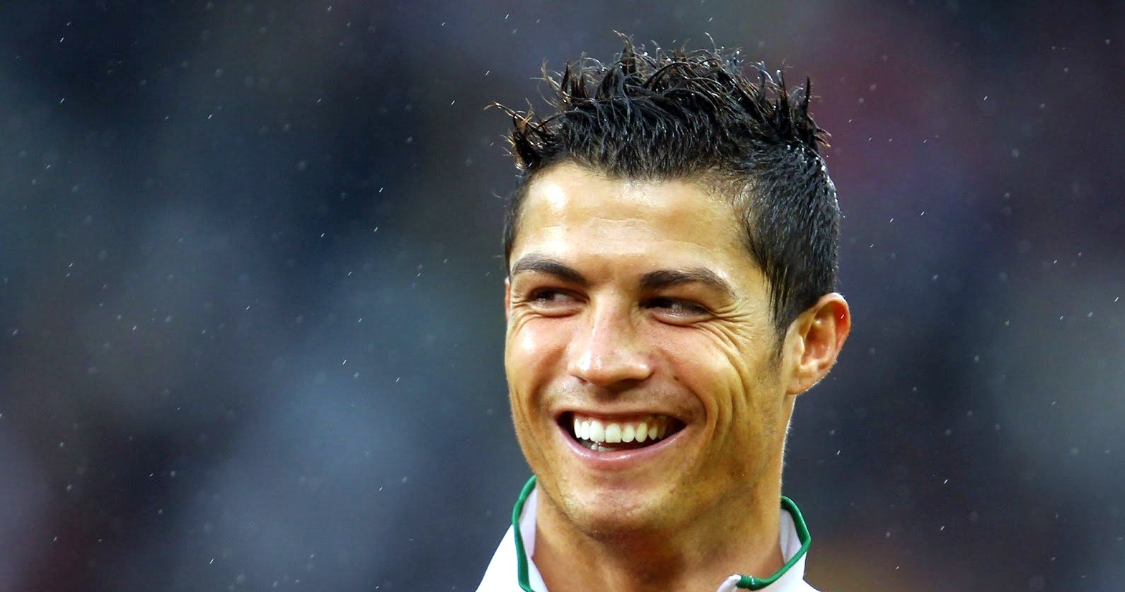 cr7 hairstyle