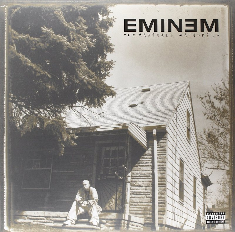 The Marshall Mathers LP, Eminem