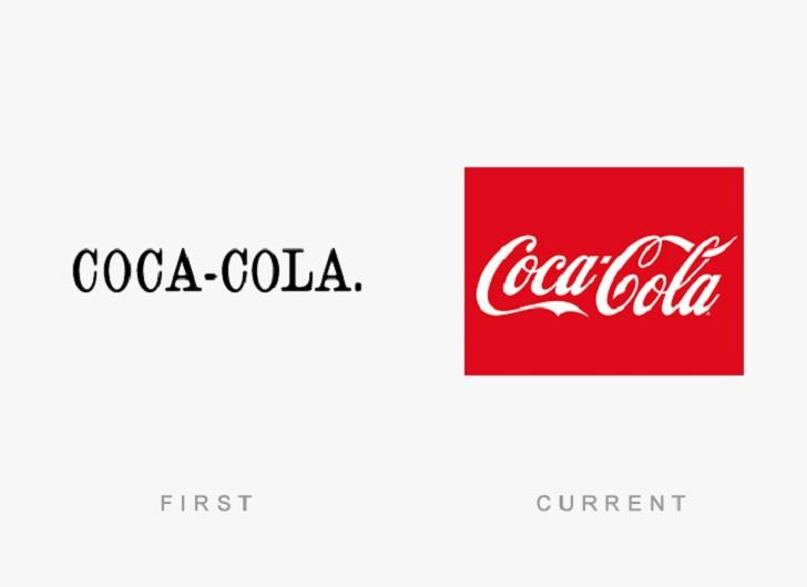 f logo coke