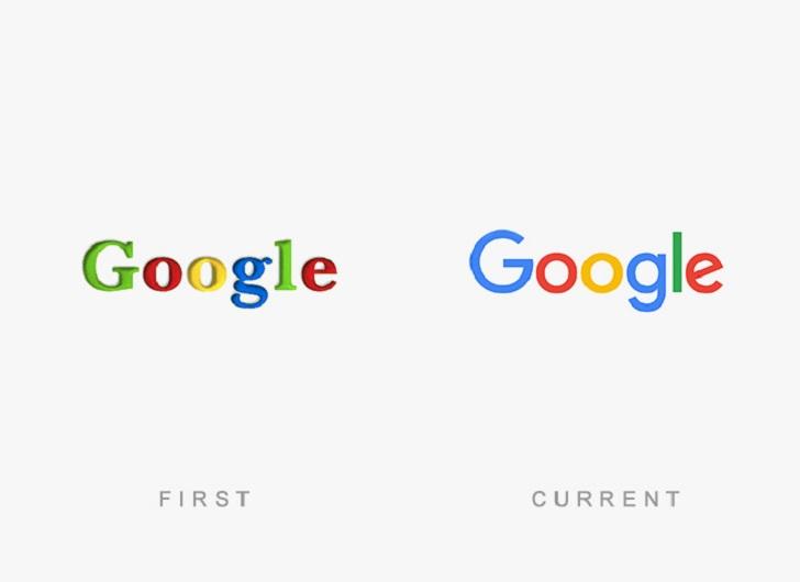 f logo google