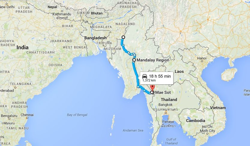 india-thailand-trilateral-highway