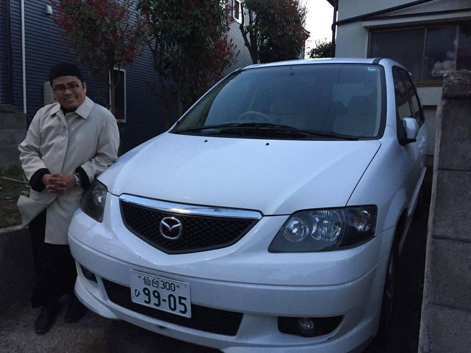 Bukan Mazda 5, tapi hanya Mazda MPV berharga RM5K yang pernah mendapat sentuhan perkhidmatan Mazda Service Centre (MSC) setinggi 5 bintang.