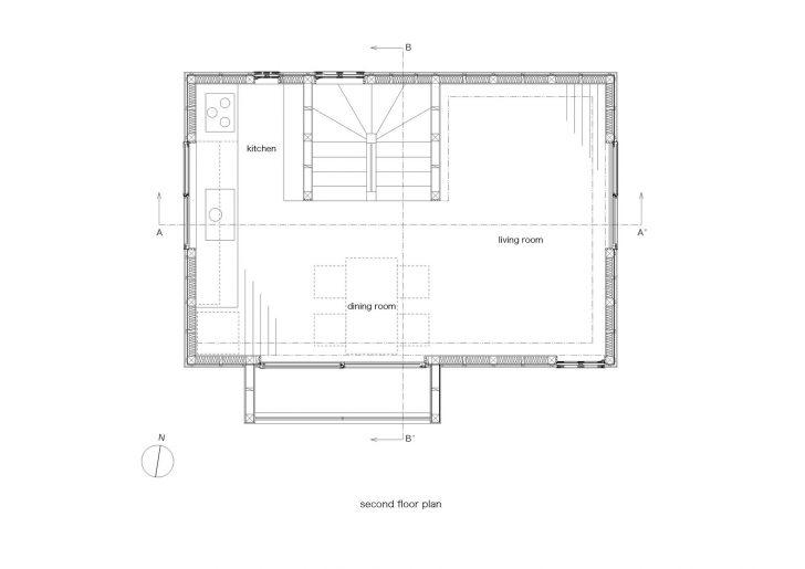 Pelan lantai tingkat 2