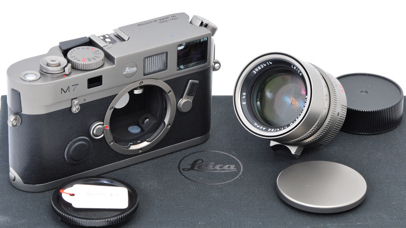 Leica-M7-Titanium-with-1.450mm-ASPH-50-years
