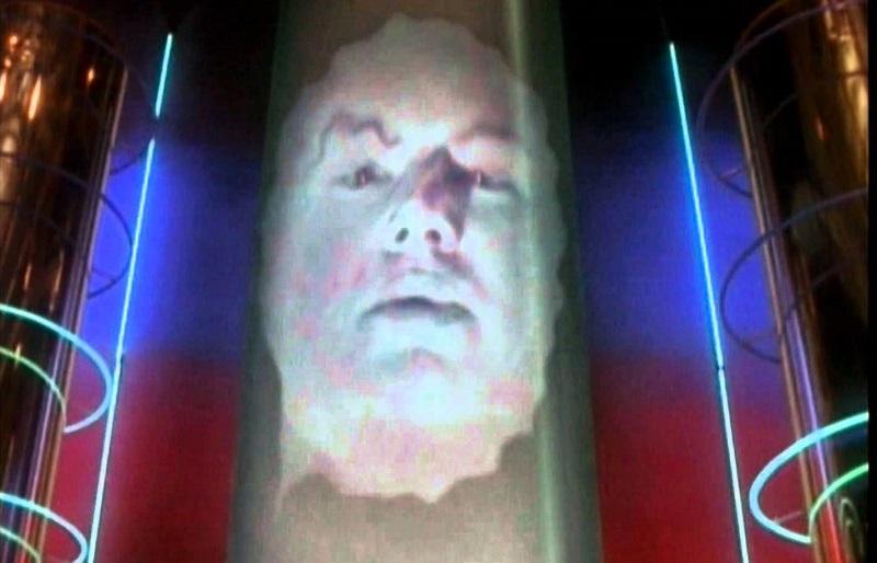 Zordon, Mentor kepada para Power Rangers